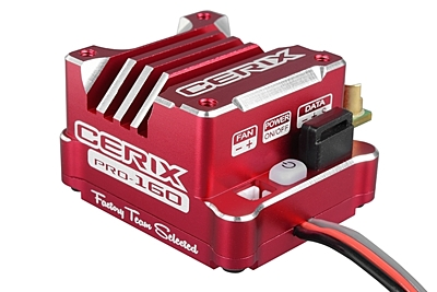 Corally Cerix PRO 160 Racing Factory 2-3S ESC (Red)