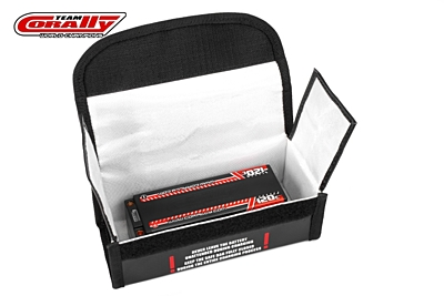 Corally LiPo Safe Bag - Sport (for 2pcs 2S Hard Case Batterypacks)