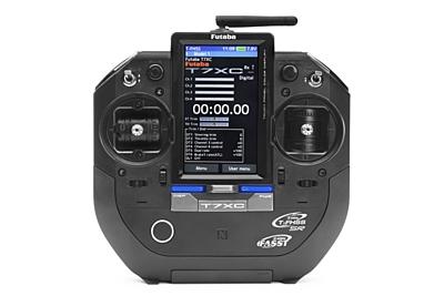 Futaba 7XC Radio + R334SBS Receiver (with telemetry)