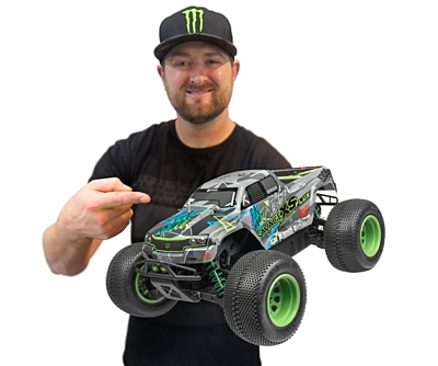 HPI Savage XS Flux Vaughn Gittin Jr. Edition 1/14 RTR