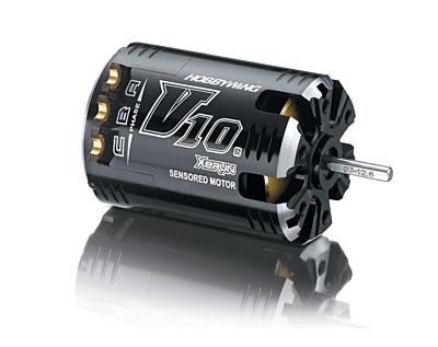 Hobbywing XeRun V10 3.5T Sensored Brushless Motor