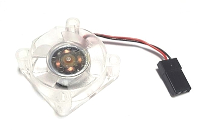 Hobbywing ESC Fan for XeRun SCT ESC (Transparent)