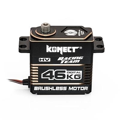 Konect 4610HVBL (0.10s/47.8kg/7.4V) Brushless Servo