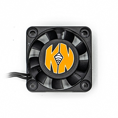 Konect Aluminium 40mm High Speed Cooling Fan (BEC connector)