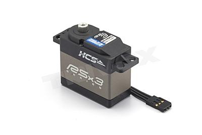 KO Propo RSx3 Response (0.06s/17.6kg/7.4V) Coreless Servo