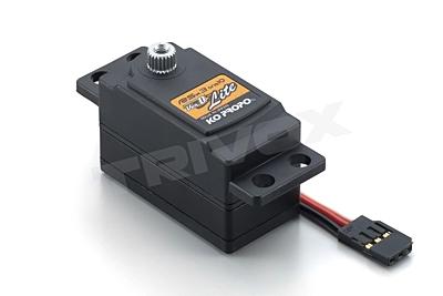 KO Propo RSx3 One 10 Low Profile Ver. DRIFT (0.08s/8.2kg/7.4V) Coreless Servo