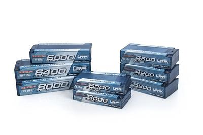 LRP Graphene-2 Stock Spec Mid Shorty 6000mAh 7.6V 2S 120C/60C HV LiPo (5mm, 263g)