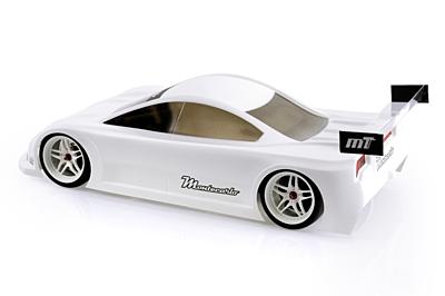 Mon-Tech Montecarlo 1/10 Standard Body 190mm