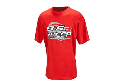 O.S. Max T-Shirt (Red, XXL)