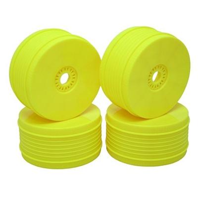 ProCircuit VORTEX Yellow Off-Road 1:8 Buggy Wheels (4pcs)