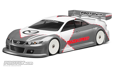 Mazda Speed 6 Clear Body PRO-Lite for 190mm TC