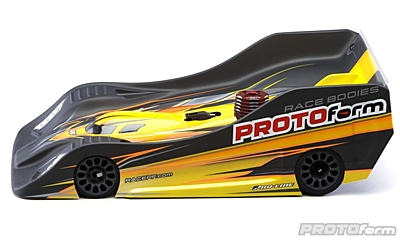 PROTOform PFR18 Regular Weight Clear Body (1:8 Onroad)