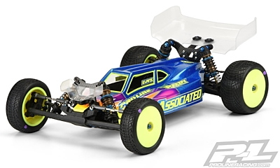 Pro-Line Elite Regular Weight Clear Body for AE B6 & B6D