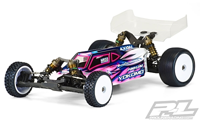 Pro-Line Elite Regular Weight Clear Body for Yokomo YZ-2