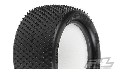 "Pro-Line Pin Point 2.2"" Z4 (Soft Carpet) Off-Road Carpet Buggy Rear Tires"