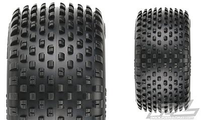"Pro-Line Wedge T 2.2"" Z4 (Soft Carpet) 1:10 Offroad Truck Front Tires"
