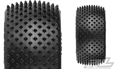 "Pro-Line Pyramid 2.2"" Z4 (Soft) Astro Buggy Rear Tires"