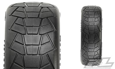 "Pro-Line Inversion 2.2"" 2WD M4 (Super Soft) Front Buggy Tires"