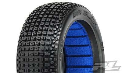 Pro-Line Big Blox X4 (Super Soft) Off-Road 1:8 Buggy Tires