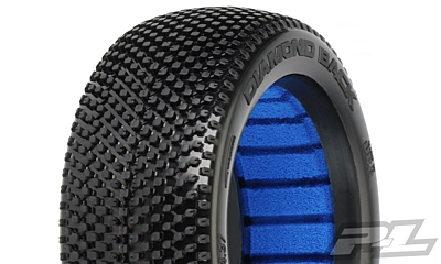 Pro-Line Diamond Back X4 (Super Soft) Off-Road 1:8 Buggy Tires