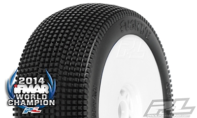 Pro-Line Fugitive X3 (Soft) Off-Road 1:8 Buggy Tires Mounted