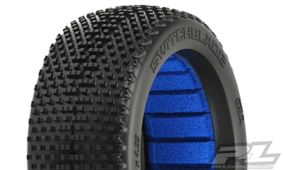 Pro-Line SwitchBlade X4 (Super Soft) Off-Road 1:8 Buggy Tires