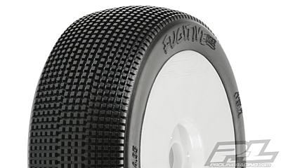 Pro-Line Fugitive Lite X3 (Soft) Off-Road 1:8 Buggy Tires Mounted