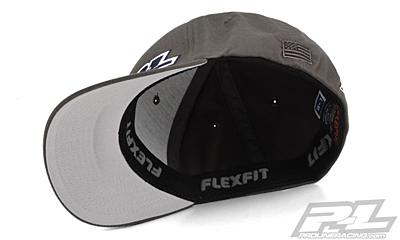 Pro-Line Gray FlexFit Hat (L-XL)