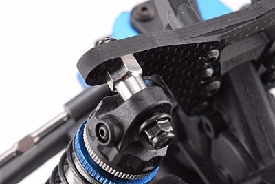 Revolution Design B6 Titanium Shock Mount Set