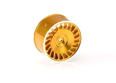 Revolution Design M17/MT-44 Aluminium Steering Wheel (Gold)