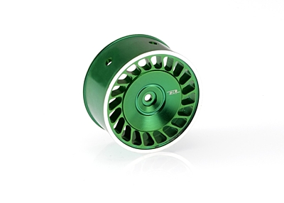 Revolution Design M17/MT-44 Aluminium Steering Wheel (Green)