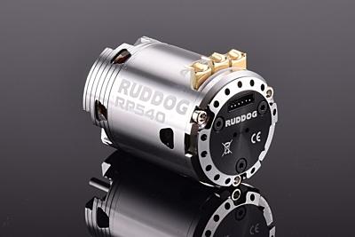 Ruddog RP540 8.0T 540 Sensored Brushless Motor