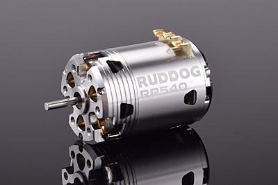 Ruddog RP540 21.5T 540 Sensored Brushless Motor