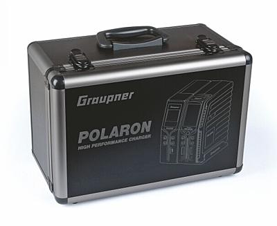 Graupner Aluminium Hardcase for Polaron Charger