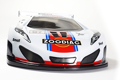 ZooRacing ZooDiac Standard 0.7mm GT Body 190mm