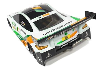ZooRacing BayBee Standard Touring Car Body 190mm