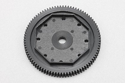 YZ-4SF Spur Gear 87T DP48 (for Dual Pad)