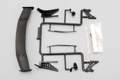 Yokomo BLITZ DUNLOP ER34 SKYLINE Accessorie Parts Set