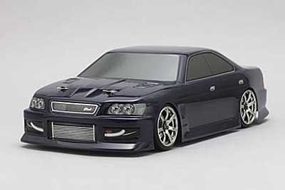 Yokomo WONDER C35 LAUREL Club-S Body Set (Graphic decal less)
