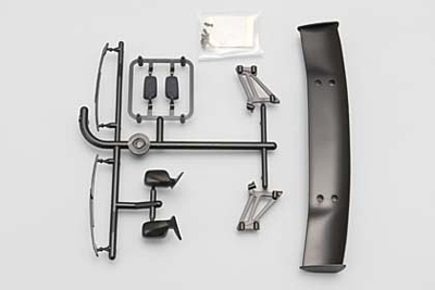 Yokomo WONDER C35 LAUREL Club-S Accessorie Parts Set