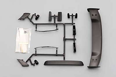 Yokomo D-MAX Diversion ADVAN ONE-VIA Accessorie Parts Set