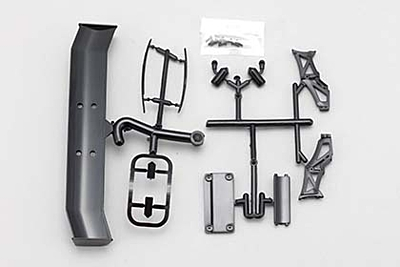 Yokomo DRIVE M7 ADVAN MAX ORIDO Racing 86 Accessorie Parts Set