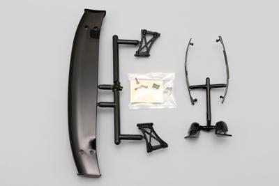 Yokomo SunRISE / Mercury AE86 LEVIN Accessorie Parts Set