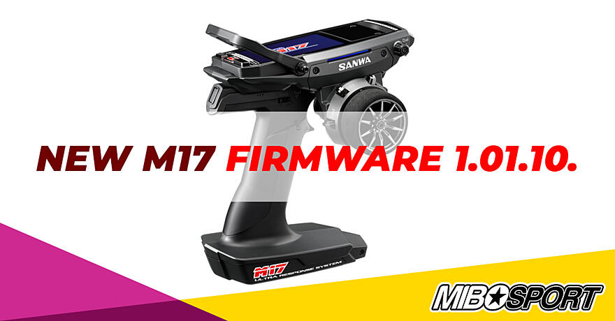 DOWNLOAD: New M17 Firmware 1.01.10