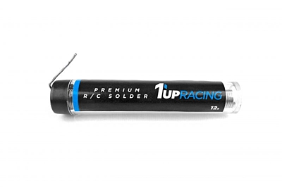 1up Racing Pro Pit Iron w/DC Cable & Leather Pouch