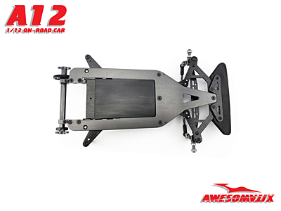 Awesomatix A12 1/12 Electric Pan Car + GIFT