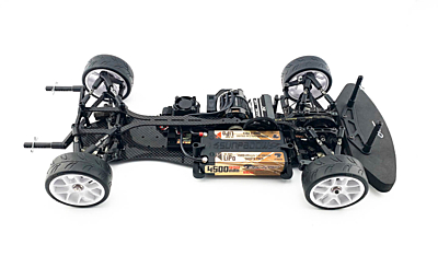 Awesomatix A800FXA 1/10 Front-Wheel Drive Touring Car - Alu Lower Deck Version