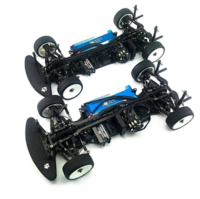 Awesomatix MMCX-2 - Middle Motor Conversion Kit with Carbon Lower Deck