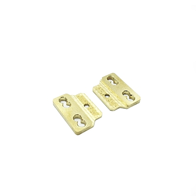 RC Maker Brass Floating Battery Mounts for Awesomatix A800 & Xray T4 ('17-'20)