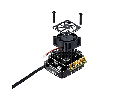 Hobbywing XeRun XR10 PRO G2 160A Sensored Brushless ESC (Orange)